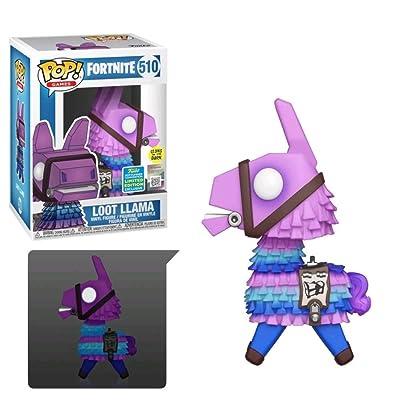 Funko Pop Games: Fortnite - Loot Llama Glow in The Dark: Toys & Games