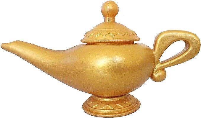 Boland 00627 - Genio de la lámpara, joyas, alrededor de 12 x 23 cm ...