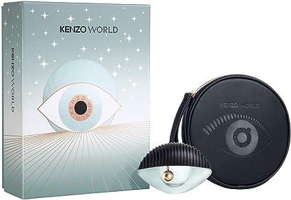 World - Estuche con agua de perfume para mujer, 50 ml + bolsa: Amazon.es: Belleza