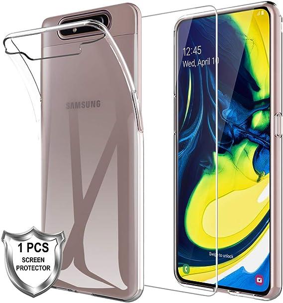 MP-MALL Funda para Samsung Galaxy A80 / A90, Carcasa Cubierta ...