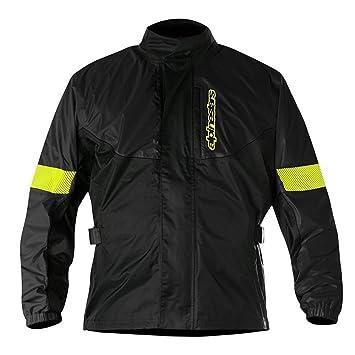 Alpinestars moto motocicleta Hurricane chaqueta de lluvia