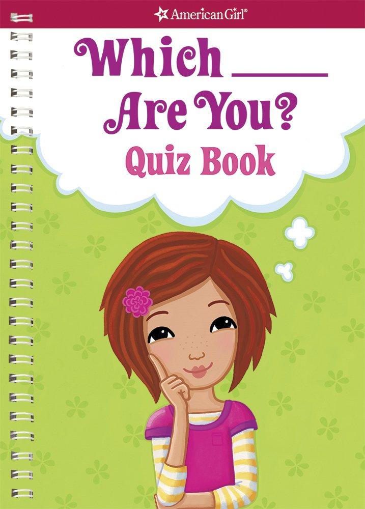 Which Are Quiz Book