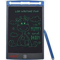 NOBES Tableta de Escritura LCD 8.5 Inch, LCD Tablero de Dibujo Pizarras mágicas,Tablet para Niños,Juguetes Regalos para…