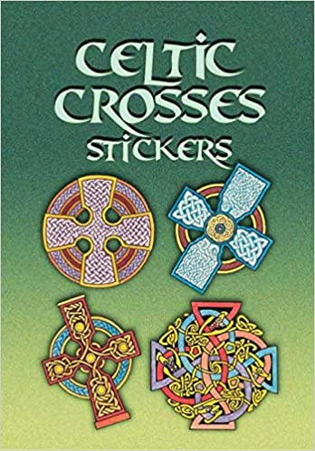 [(Celtic Crosses Stickers)] [By (author) A. G. Smith] published on (February, 2007)