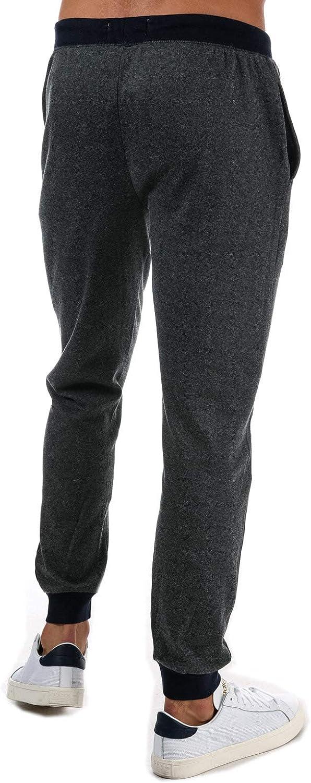 Ben Sherman Pantalon de Jogging Jersey Lounge Gris Homme