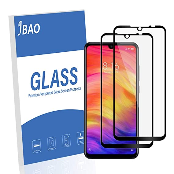 Amazon.com: Jbao Direct - Juego de 2 protectores de pantalla ...