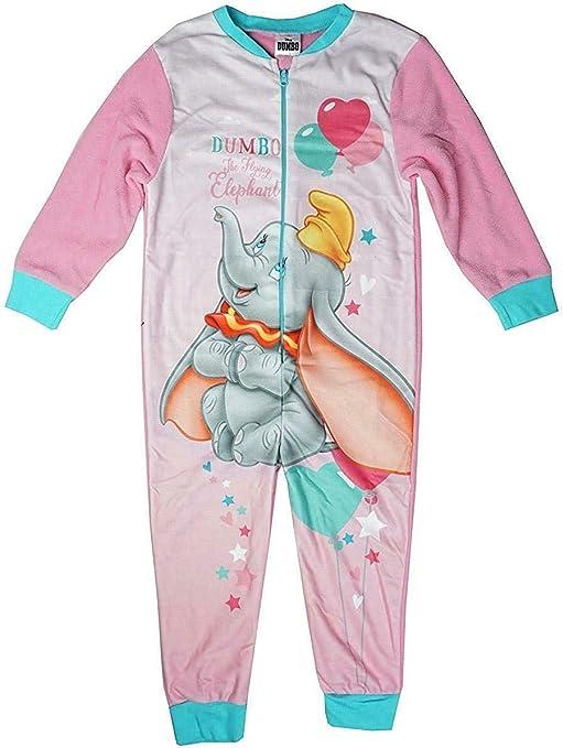 Happy People Baby Pyjama / kruippak: Meisjes ( met voetjes )