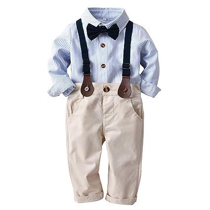 f5546d61c Amazon.com  Little Boy Gentleman Fall Sets