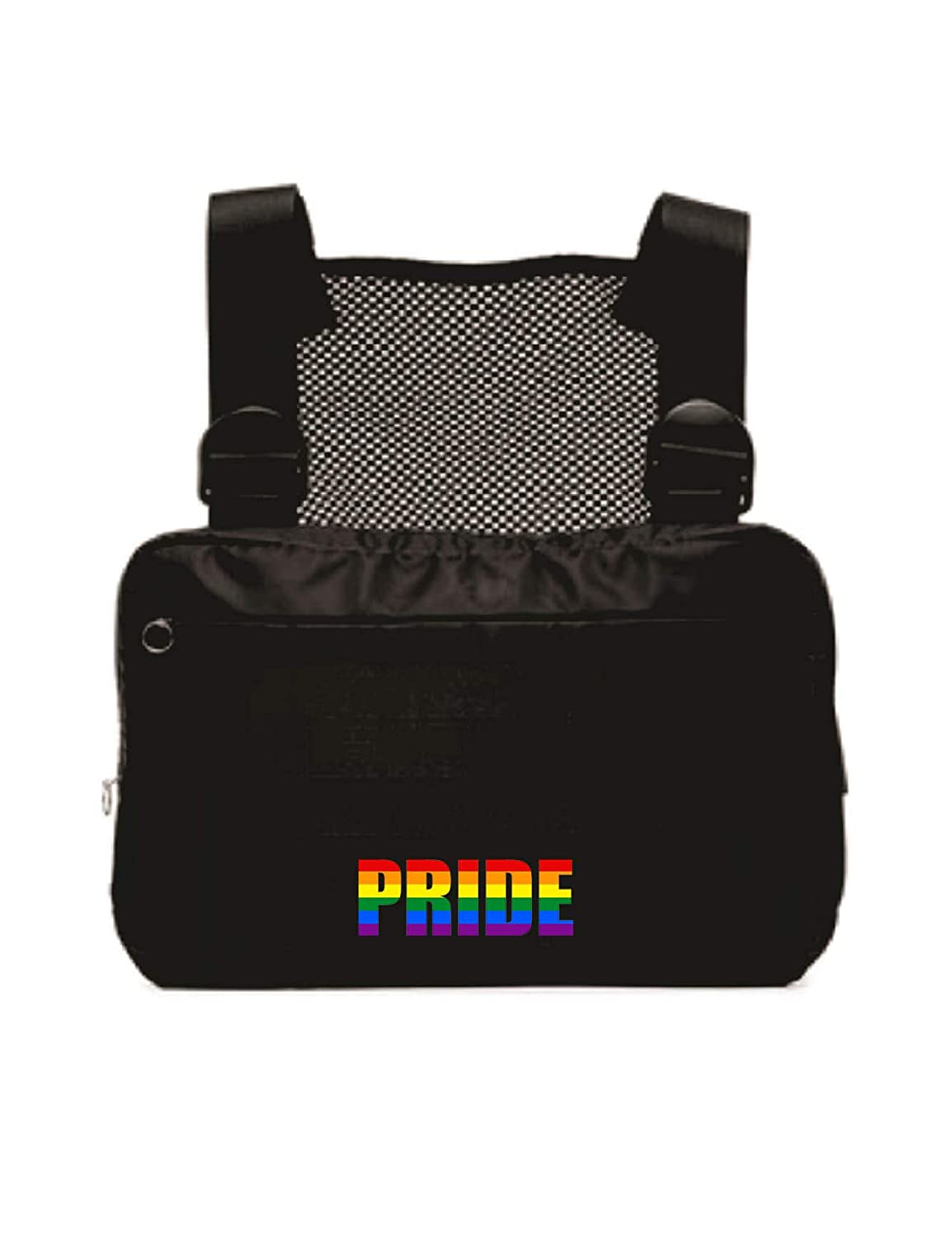 ToBeStore Chest Bag Pride Cool Shoulder Bag Rainbow Gay Trendy Chest Pack Fashion Bucket Bags