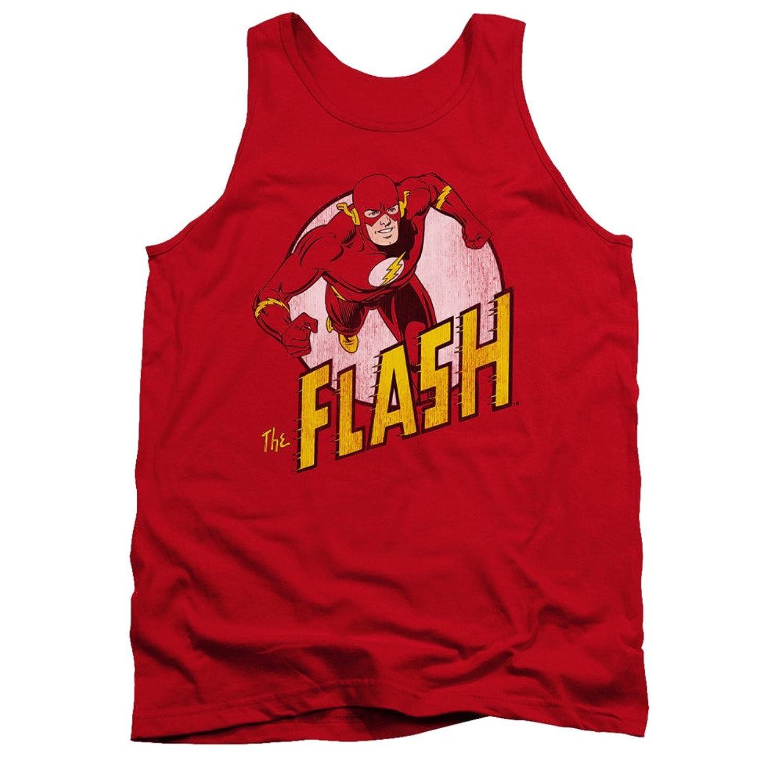 DC Comics Superhero The Flash Adult Tank Top Shirt