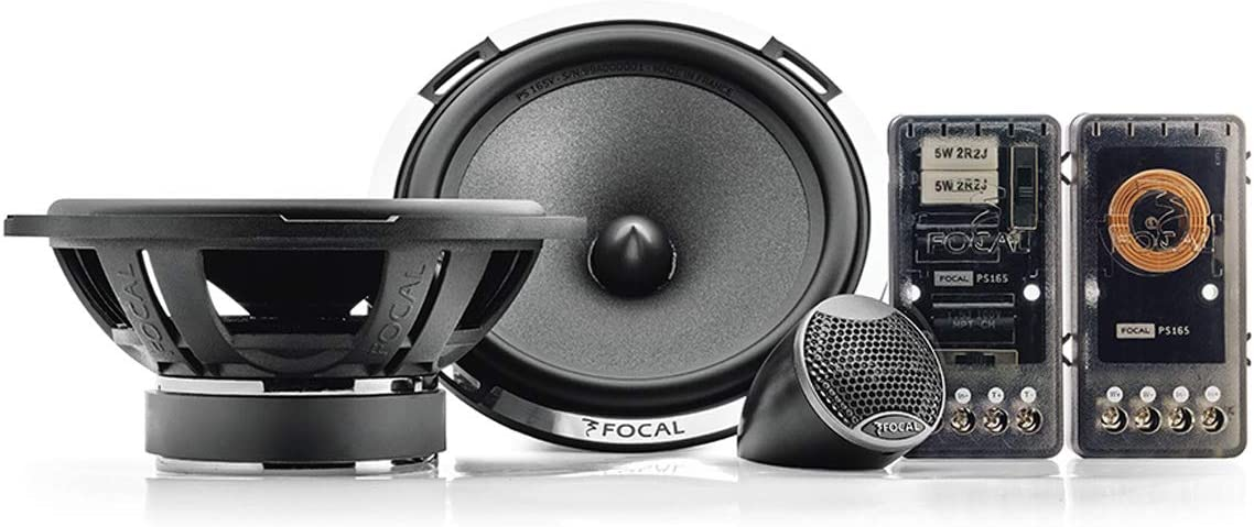 Focal PS 165 V1 Expert 6-1//2 Component Speakers