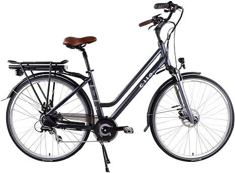 Cilo Lago Comfort E-Bike Pedelec 2019 - Bicicleta eléctrica para ...