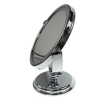 espejo de tocador para maquillaje y belleza con luz led por kurtzy tm