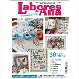 LAS LABORES DE ANA Nº 231: Amazon.es: ALTERNATIVAS PUBLICITARIAS SL: Libros