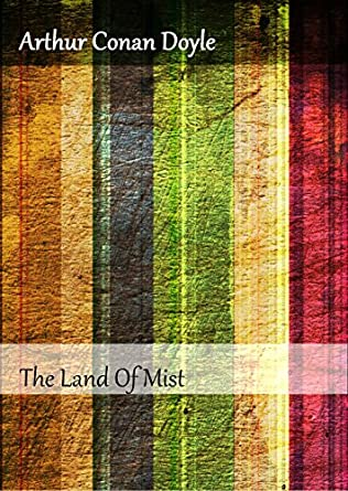 book cover of The Land of Mist