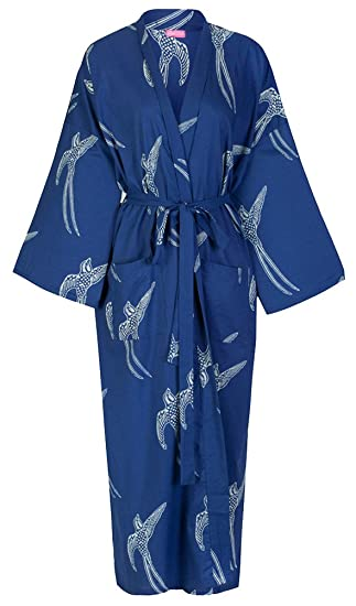 Top Seller! KIMONO Robe Ladies Dressing Gown / Lightweight 100 ...