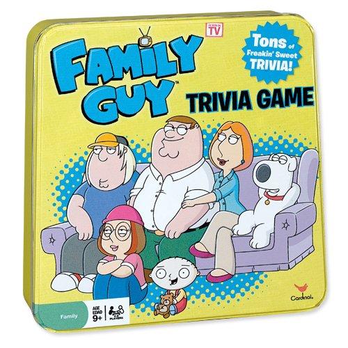Family Guy Trivia Game ()
