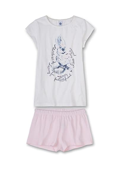 Sanetta 243557, Pijama para Niños, Blanco (Broken White 1427) 10 años: Amazon.es: Ropa y accesorios