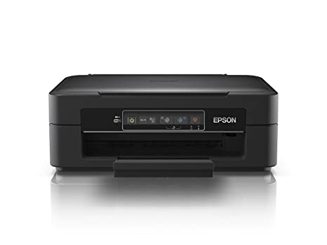 Epson Expression Home XP-245 - Impresora multifunción de Tinta compacta (USB, WiFi), Color Negro, Ya Disponible en Amazon Dash Replenishment