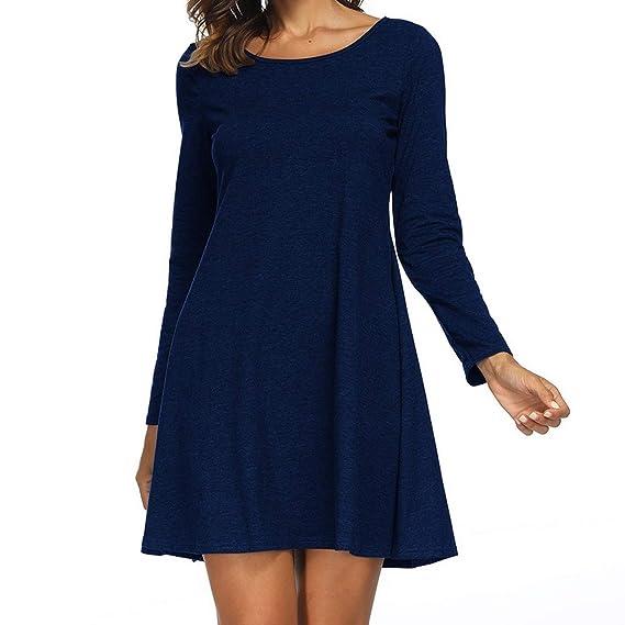 Vestidos azul marino outfit