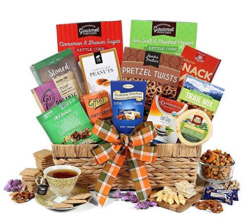 GourmetGiftBaskets com 4022 Healthy Gift Basket