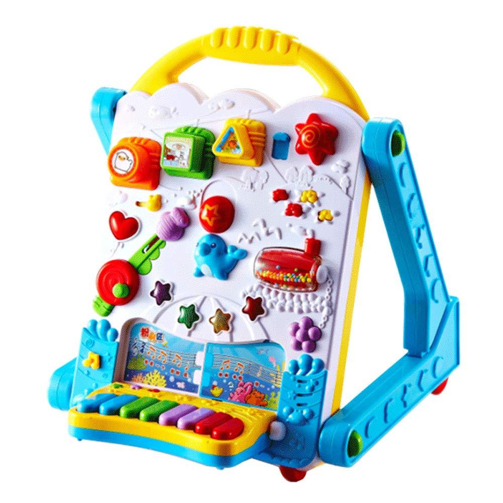 Byx- Juguetes - Mesa de Estudio multifunción electrónica, bebé ...