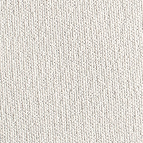 Creative Mark Spectrum Multi-Media Acrylic Primed Cotton Roll - Finest Imported Pure Cotton Sheeting Uniform Weave Even Texture - [12 oz Roll 84'' x 6 Yards] by Creative Mark (Image #4)