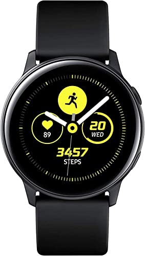 Samsung Galaxy Watch Active, Color Negro: Amazon.es: Electrónica
