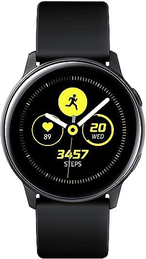 Samsung Galaxy Watch Active, Zwart