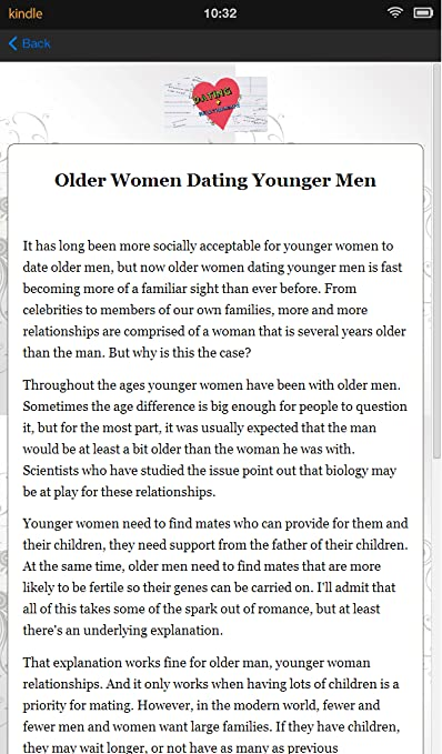 young women who want to date older men