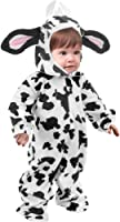 Toddler Heirloom Cow Costume Size Toddler 2T-4T  sc 1 st  Amazon.com & Amazon.com: Fun World Unisex-Children Cuddly Cow Toddler Costume ...