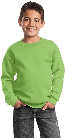Youth Crewneck Sweatshirt Port /& Company