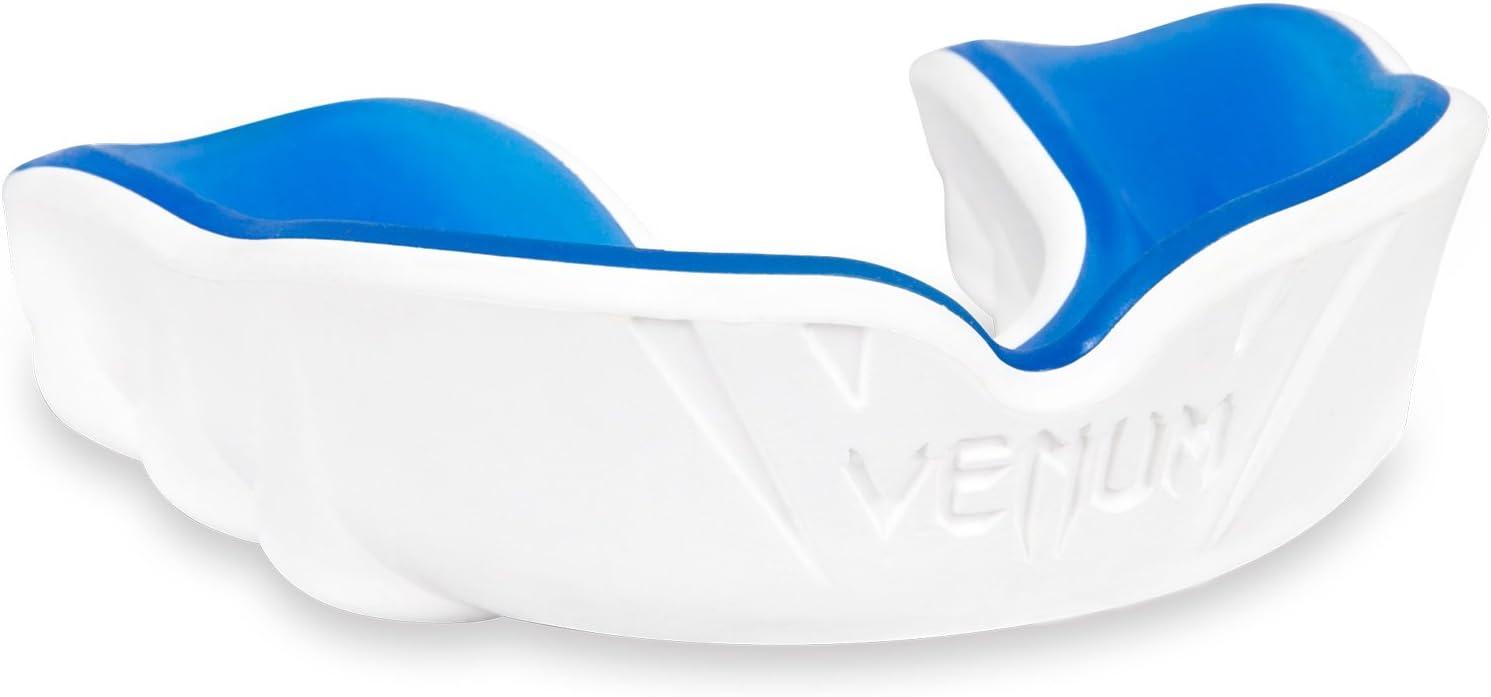t8i Venum Challenger Taglia One sizeca Paradenti Unisex-Adulto Bianco//Blu