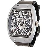 [フランク三浦] 十一号機 頑張るどモデル スケルトンウォッチ 腕時計