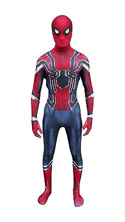 Amazon.com: CosplayLife Disfraz de Spider-Man para cosplay ...