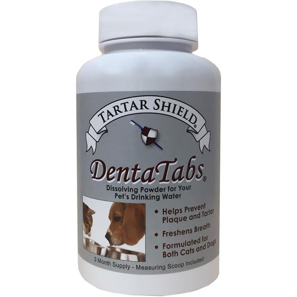 Tartar Shield DentaTabs Dissolving Powder (3-Month Supply) by Tartar Shield
