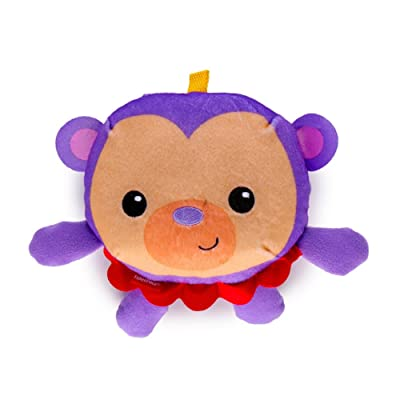 Fisher-Price Giggle Gang Monkey - Ginger: Toys & Games