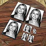 Louise REDKNAPP - Original Art Gift Set #js004 (Includes - A4 Canvas - A4 Print - Coaster - Fridge Magnet - Keyring - Mouse Mat - Sketch Card)