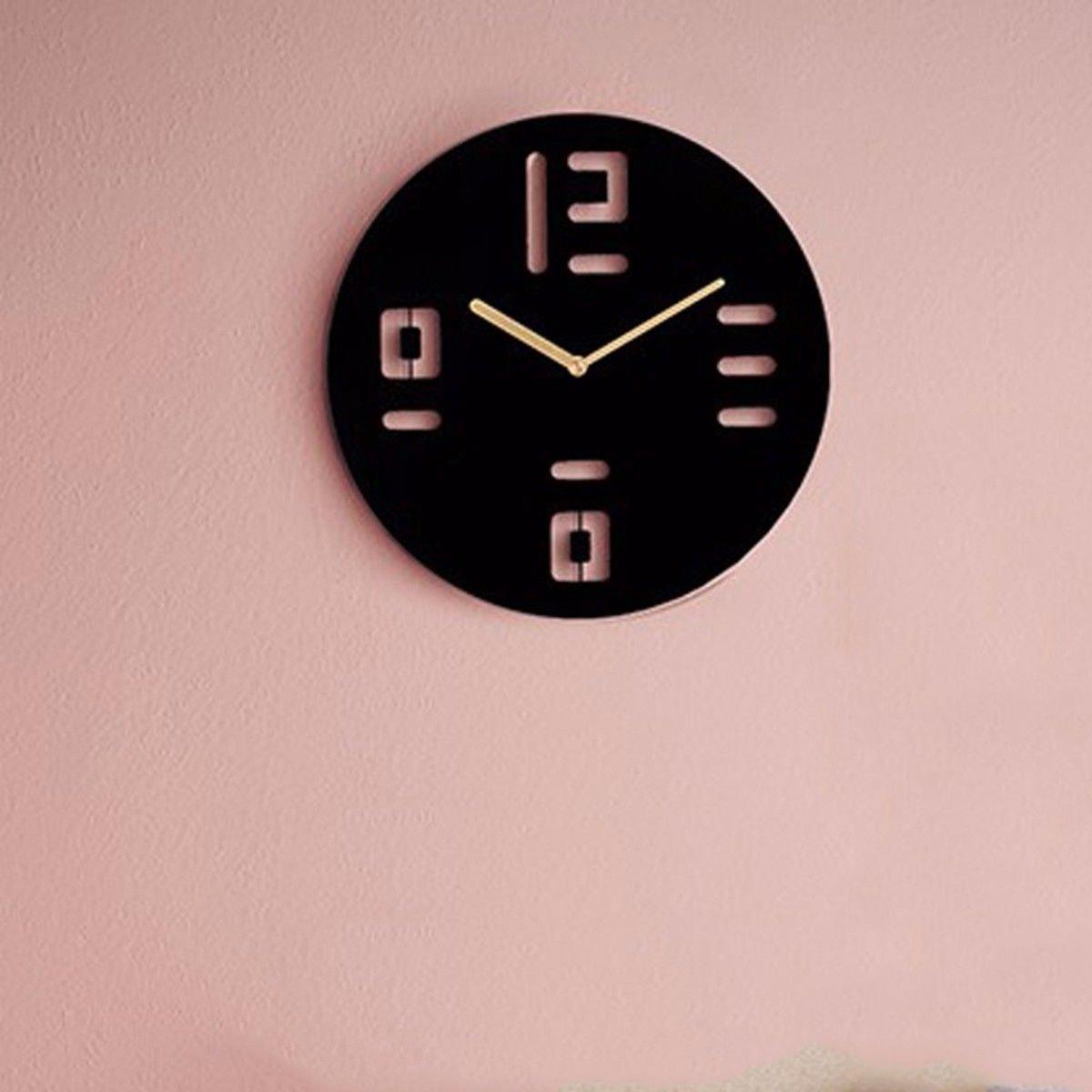 Imoerjia Living Room Wall Clock