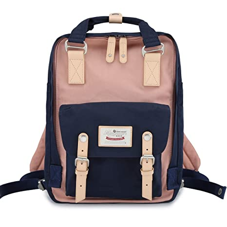 ac4de18d04c7 Himawari Backpack Laptop Backpack College Backpack School Bag 14.9
