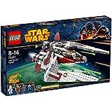 LEGO Star Wars - Caza de reconocimiento Jedi, playset (75051)