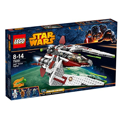 Lego 75051 Star Wars Jedi Scout Fighter