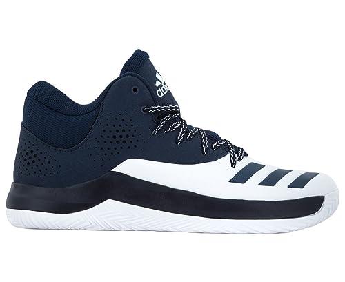 d9f64853ffcd Adidas Men s Court Fury 2017 Basketball Shoe Collegiate Navy White ...