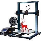 【Creality 3D】 CR-10S 3Dプリンター 大型印刷 アップグレード 最新モデル フィラメントセンサーデュアルZ軸搭載 停電復帰機能 DIY 組立簡単 高精度印刷 印刷サイズ 300x300x400mm