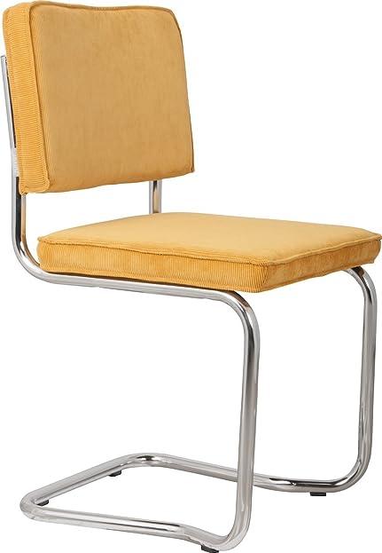 Freischwinger Stuhl Stuhl Gelb DesignbotschaftMadrid Gelb Esszimmerstuhl DesignbotschaftMadrid K1FJTlc