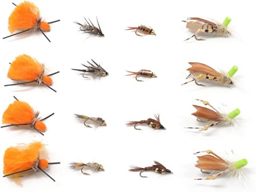 2 x Trout Fly Fishing Nymph Wet Micro Glint Perdigon Pattern size 14