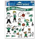 NBA Family Decal Sheet