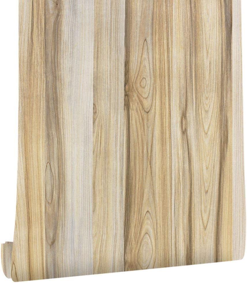 Amazon Com Taogift Self Adhesive Vinyl Light Wood Grain Contact Paper Shelf Liner For Kitchen Cabinets Door Table Cupboard Furniture 17 7 X117