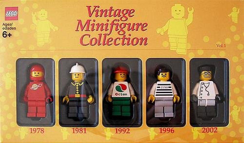LEGO Vintage Minifigure Collection Vol. 1 / Lego minifig vintage collection Vol.1 4536875