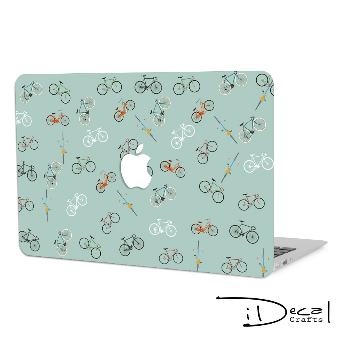 Bicycle Macbook Skin Macbook Sticker Macbook Decal Macbook Air Skin Macbook Pro Skin Macbook Air Sticker Macbook Pro Sticker